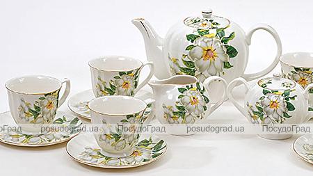 Чайный сервиз Farm Garden M24 250мл 15 предметов на 6 персон