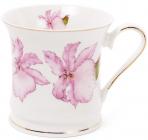 """Кружка (чашка) Golden Iris """"Рожевий Ірис"""" 375мл"""