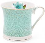 """Кружка (чашка) Golden Iris """"М'ятний ірис"""" 375мл"""