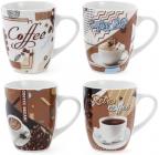 "Кружка порцелянова ""Retro Coffee"" 375мл"