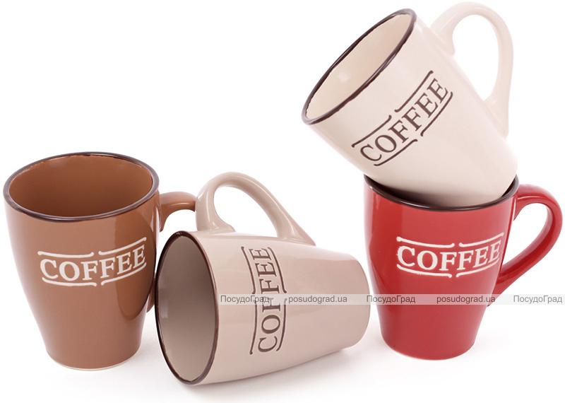 Кружка керамическая Coffee Cream 330мл