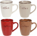 "Кружка ""Coffee"" 360мл, керамика матовая"
