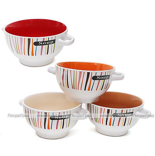 Суповая миска Tasty SOUP 675мл