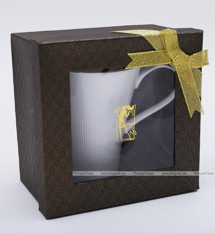 Кружка White Princess 370мл в подарочной коробке
