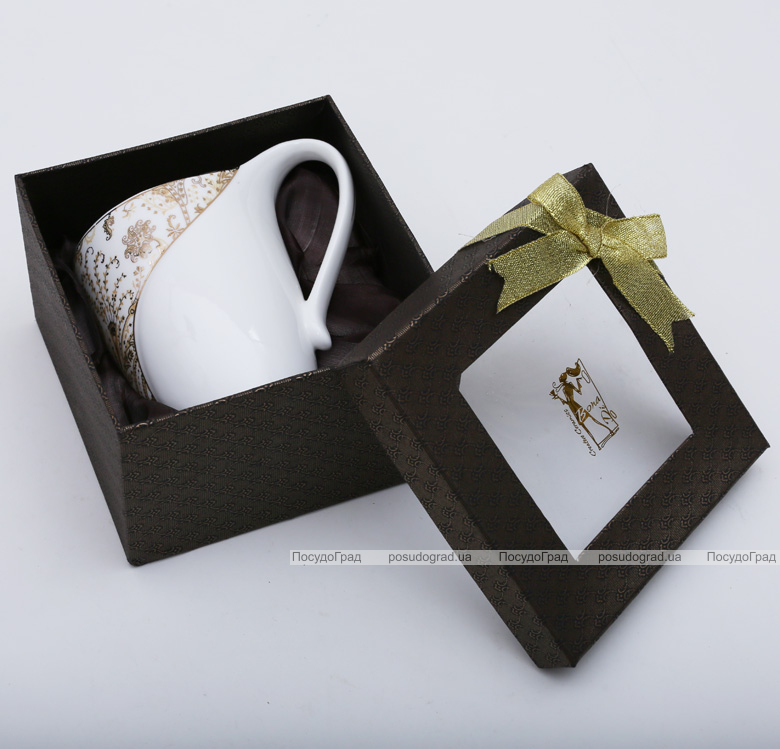 Кружка White Princess 350мл в подарочной коробке