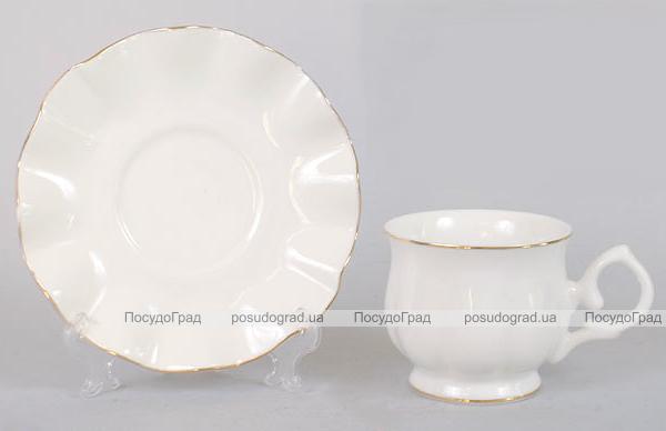 Чайный сервиз White Princess-37 12 предметов