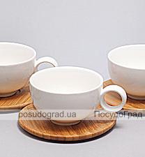 Набор кофейных чашек Ceram-Bamboo 105мл 12 предметов