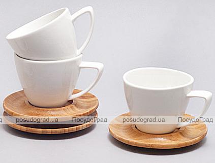 Набор чашек Ceram-Bamboo 200мл 8 предметов