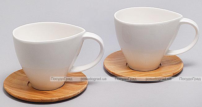 Набор чашек Ceram-Bamboo 250мл 4 предмета