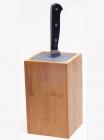 Колода для ножей Ceram-Bamboo квадратная