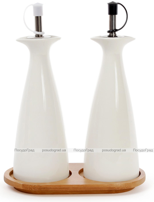 Набор Ceram-Bamboo для жидких специй (масло и уксус) по 200мл