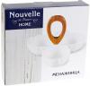 Менажниця Nouvelle Home Квітка 3-х секційна 22х22х4.7см