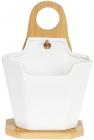 Підставка Nouvelle Home для столових приборів 12.5х6.7х12.1см порцелянова