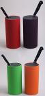 Колода для ножів Best Home Kitchen Ø11x23см кольорова з пропіленовим волокном