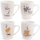 """Кружка порцелянова """"Coffee House"""" 350мл"""