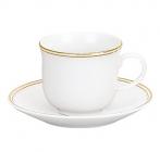 Набор Parma-05 для эспрессо 6 чашек 90мл и 6 блюдец