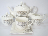 Чайный сервиз Princess Bona-B14 15 предметов