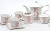 Чайный сервиз Spoleto B24 220мл 15 предметов на 6 персон