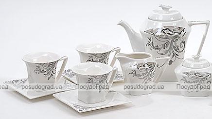 Чайный сервиз Spoleto B29 220мл 15 предметов на 6 персон