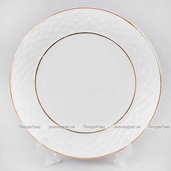 Набор тарелок White Princess 16см 6 круглых тарелок