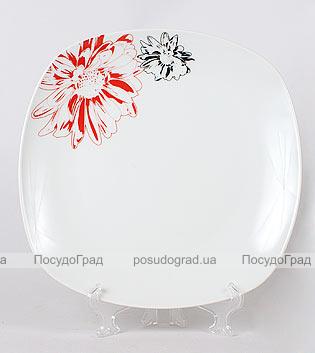 Фарфоровая тарелка Napoli-А10 десертная Ø20см