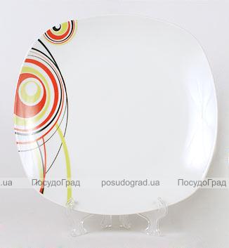 Фарфоровая тарелка Napoli-А15 десертная Ø20см