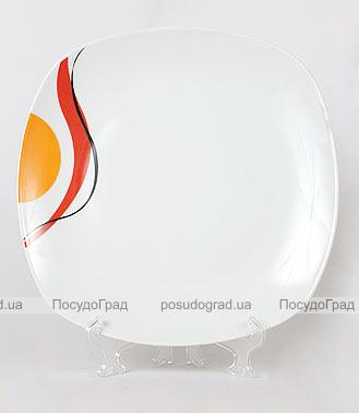 Фарфоровая тарелка Napoli-А19 десертная Ø20см