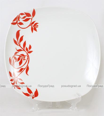 Фарфоровая тарелка Napoli-А22 десертная Ø20см