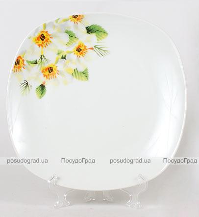 Фарфоровая тарелка Napoli-А32 десертная Ø20см
