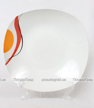 Набор 12 тарелок Napoli-B20 суповая полупорционная Ø23см