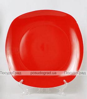 Фарфоровая тарелка Napoli-C31 обеденная Ø26см