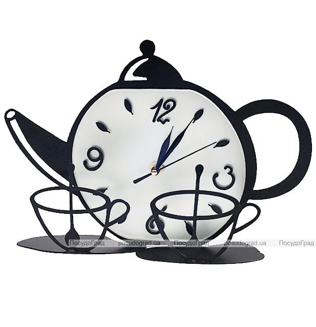 """Часы настенные Bona Clock """"Чайник"""""""