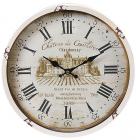 """Часы настенные ретро """"Chateau"""" Ø30см"""