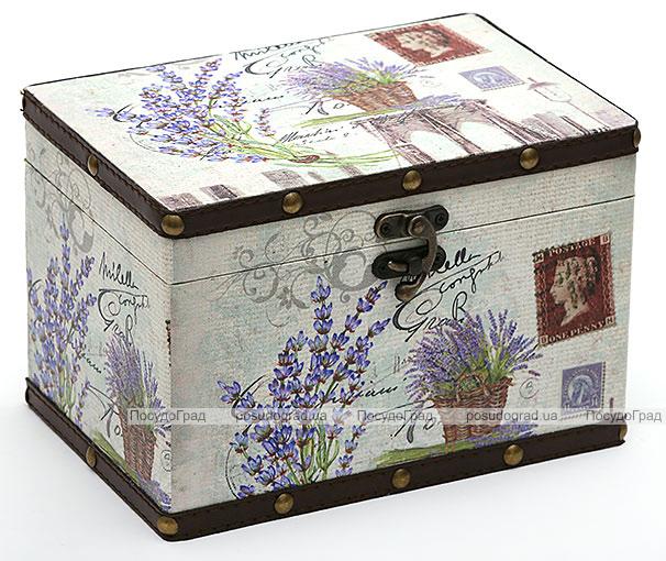 "Деревянная шкатулка ""Стефани Prvans Mini"", 24x16x16см"