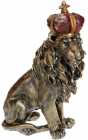 "Декоративна статуетка ""Король Лев"" 25.5х13.5х38см"