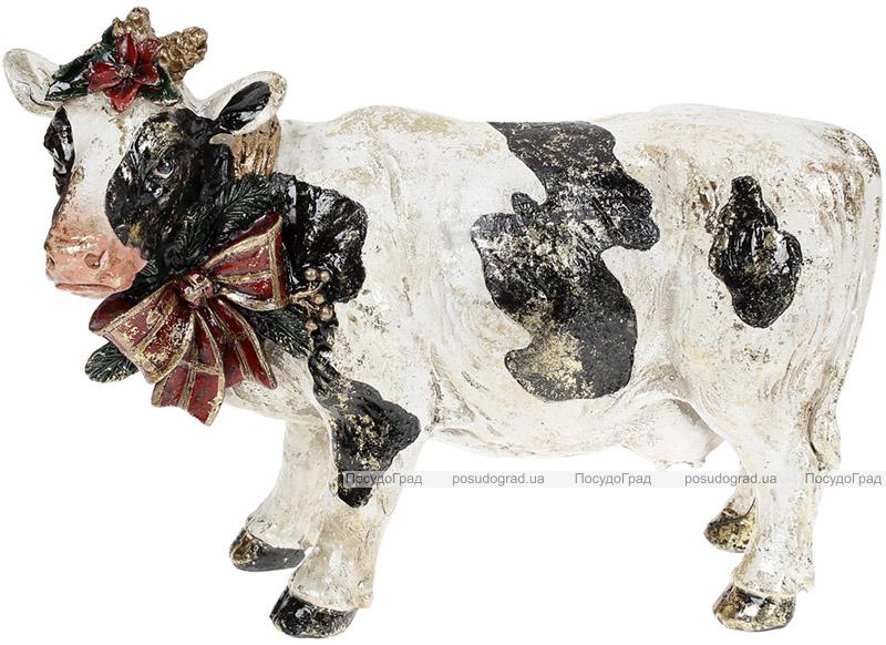 Статуетка декоративна «Корівка з Бантом» 26.5х11х20см