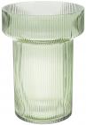 Ваза Ariadne «Грін» 28.5см, світло-зелене скло