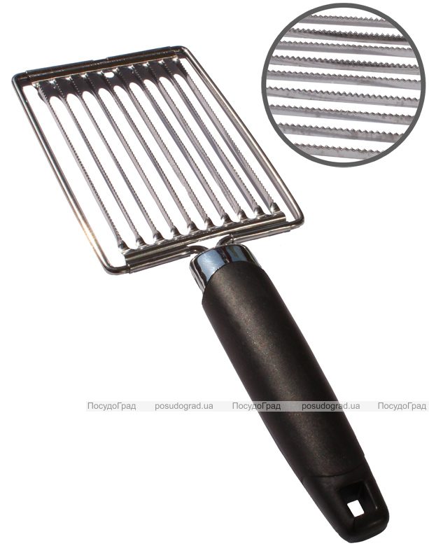 Нож Bona для нарезки слоями, 10 лезвий по 10см