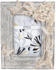 Фоторамка Viljandi «Butterfly» Grey для фото 10х15см, полістоун