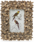 """Фоторамка Tudor """"Полевые цветы"""" фото 10х15см (цвета состаренного золота)"""