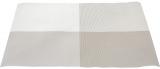 Набір 2 сервірувальних килимка Wangelis Silver Elegance 30х45см, поліестер