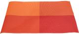 Набір 2 сервірувальних килимка Wangelis Tuscany 30х45см, поліестер