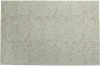 Набір 6 сервірувальних килимка Wangelis Mint Flowers 30х45см, поліестер