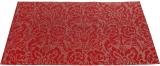 Набір 6 сервірувальних килимків Wangelis Red Flowers 30х45см, поліестер