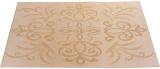 Набір 6 сервірувальних килимків Wangelis Cream Ornament 30х45см, поліестер