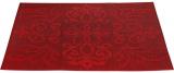 Набір 6 сервірувальних килимків Wangelis Ruby 30х45см, поліестер