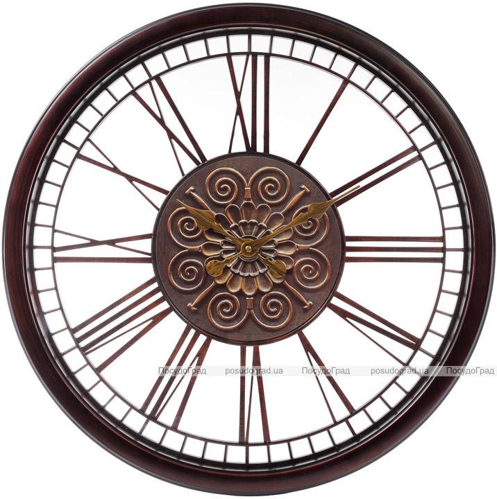 Годинник настінний Winchester Ø51см, зістарена бронза