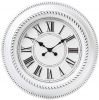 Часы настенные Winchester Ø51см, состаренный белый