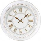 Часы настенные Winchester Ø40см, золотая патина