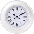 Годинник настінний Winchester Ø51см, білий з золотою патиною